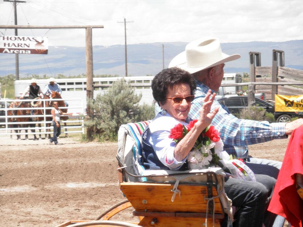 Clark County celebrates annual rodeo