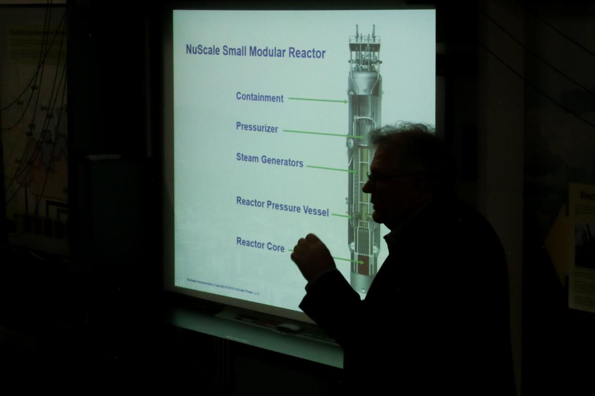 NuScale Small Modular Reactor
