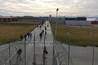 Inmates Relief Checks