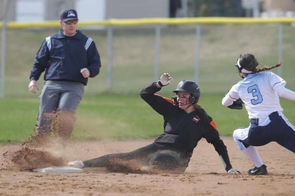 Idaho Falls vs Skyline softball