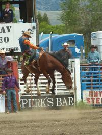 'Idaho's wildest rodeo' rolls through Mackay