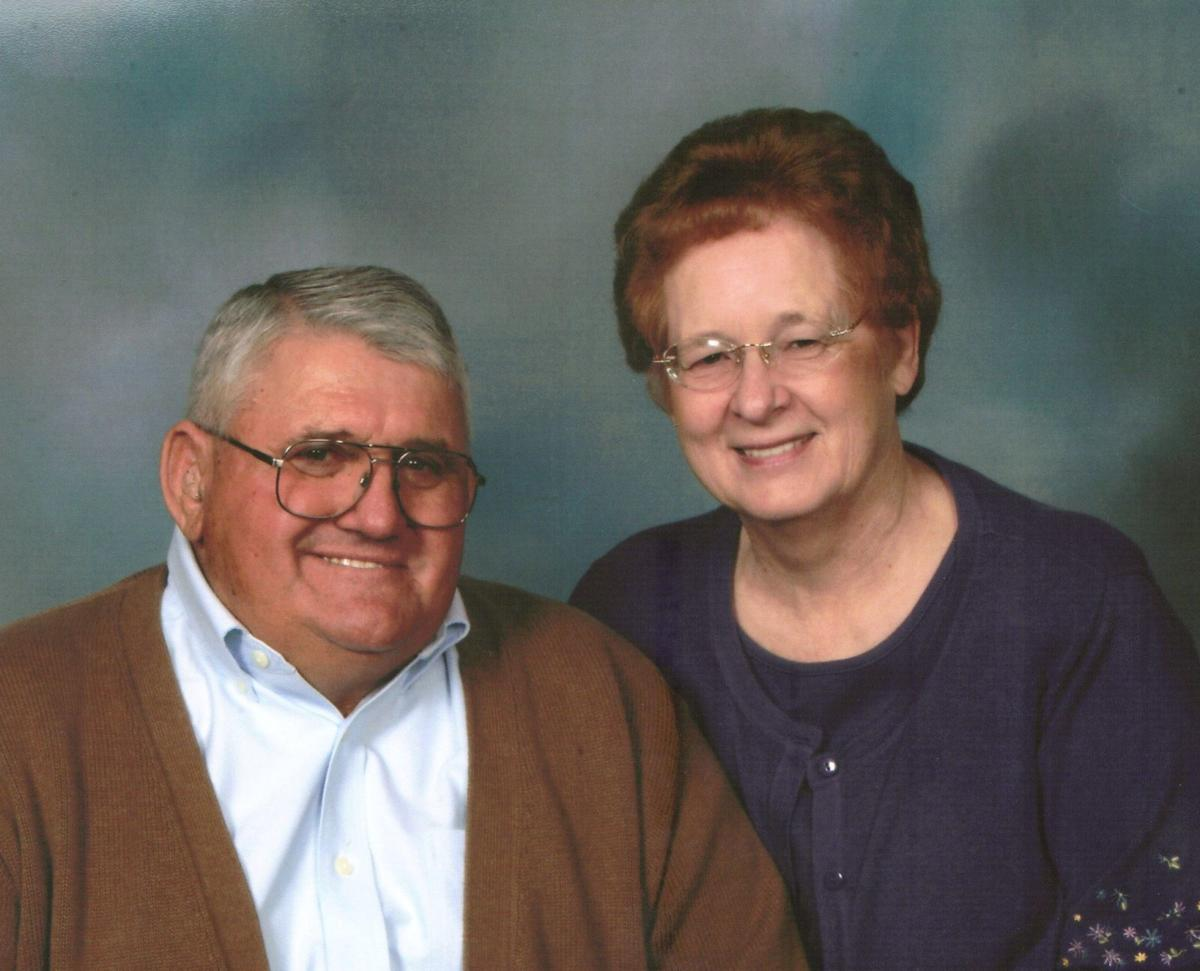 Fowlers to celebrate 60th wedding anniversary