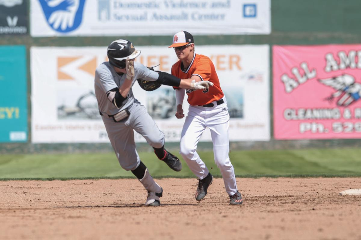 Idaho vs Highland baseball