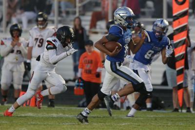 Idaho Falls vs Thunder Ridge football