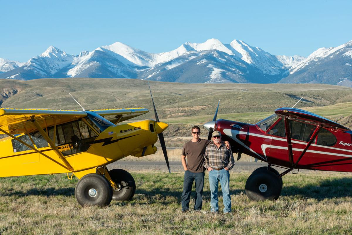 Backcountry flying legend to share his stories at weekend air expo