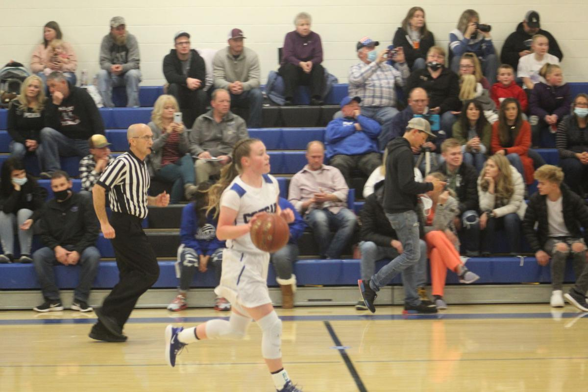 Lady Cougars top West Side, 48-36