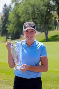 Strand wins Junior Amateur title