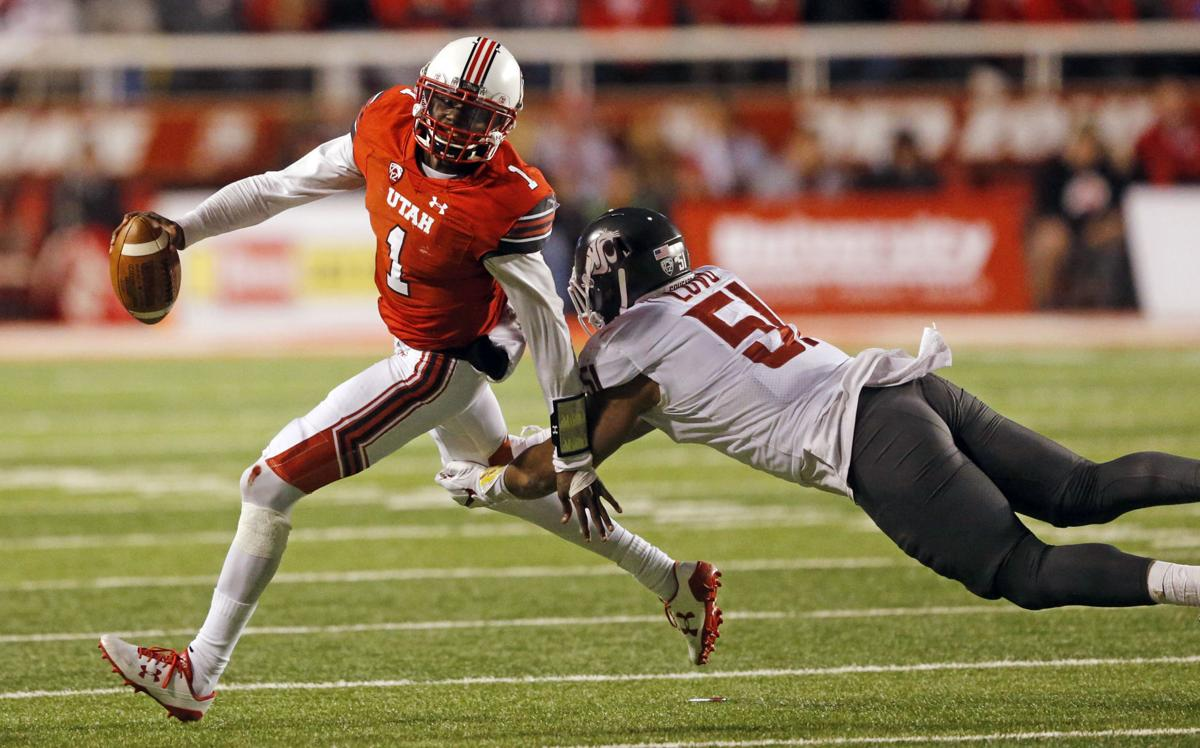 Utah poised to make a move in the Pac-12 South