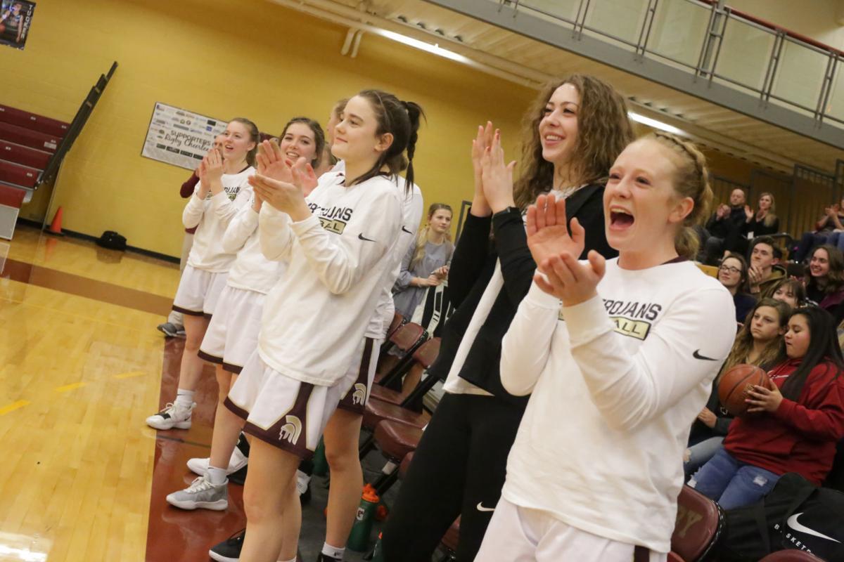 Rigby girls basketball