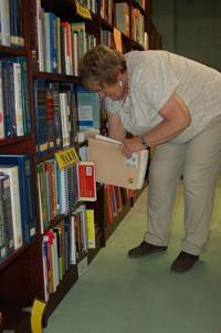 Used book sale making big return