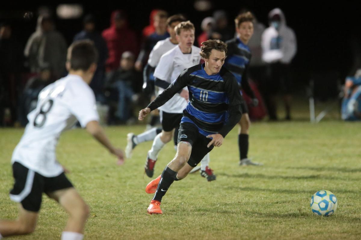 Thunder Ridge vs Highland soccer