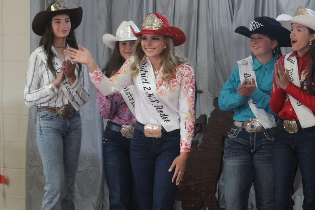 Idaho State High School Rodeo Association selects new queen