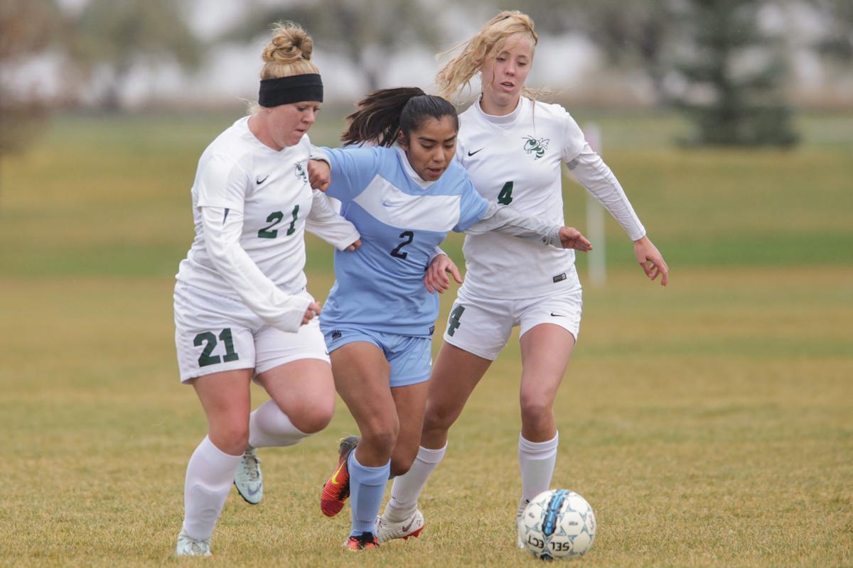 Bonneville vs Skyline girls soccer
