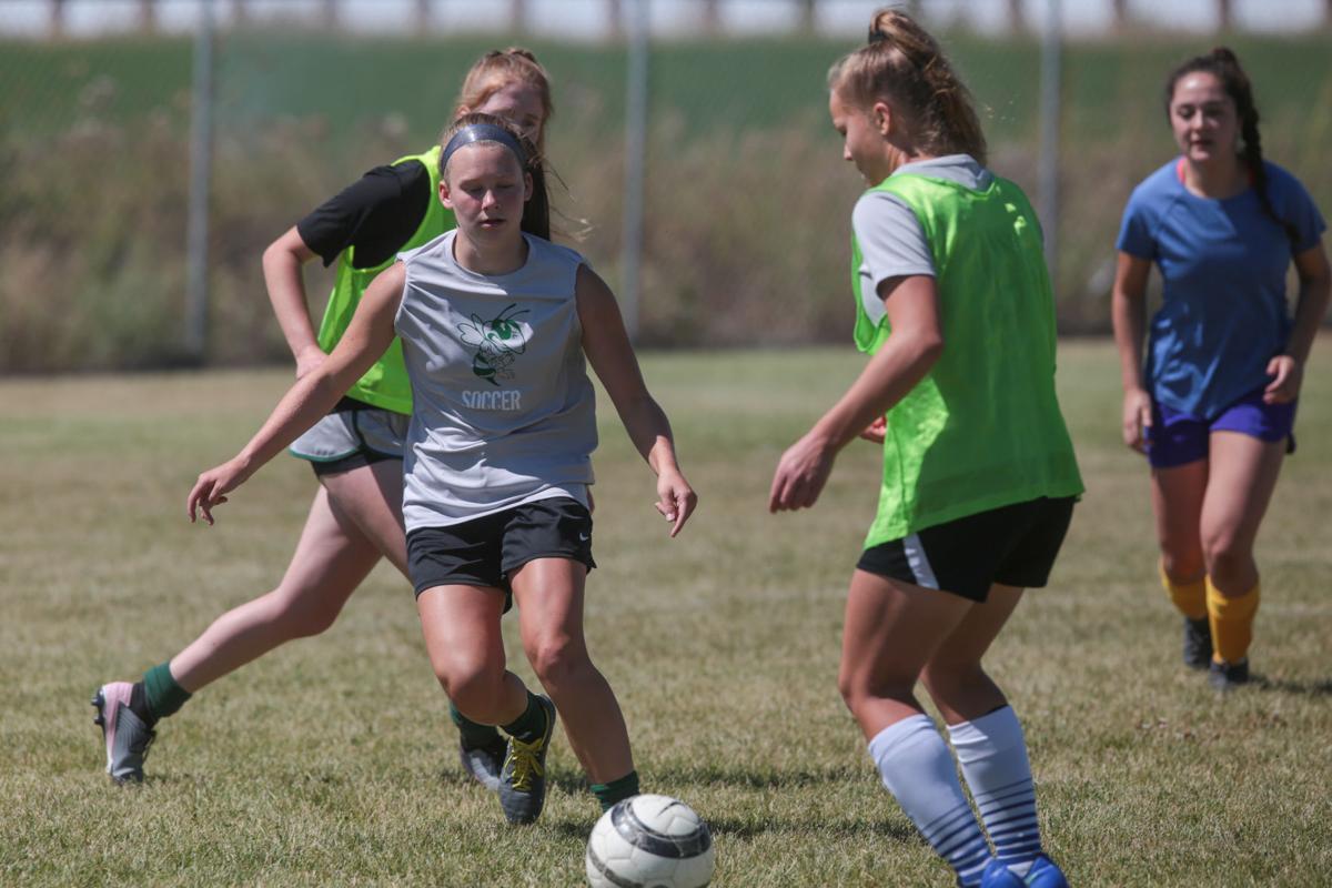 Bonneville High School soccer