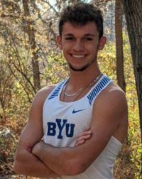 Thunder Ridge's Moss signs with BYU cross-country and track