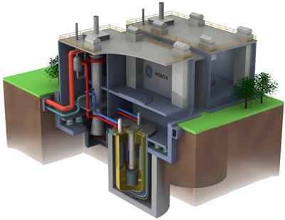 sodium-cooled nuclear reactor