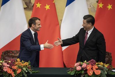 China France