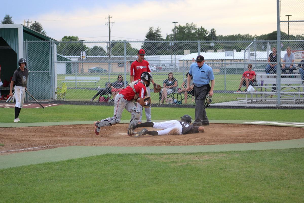 Blackfoot sweeps Hillcrest with pair of 10-0 games