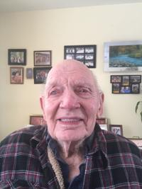 LeMoyne Monk celebrates 96th birthday