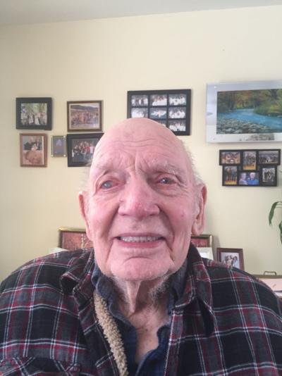 LeMoyne Monk celebrates 96th birthday