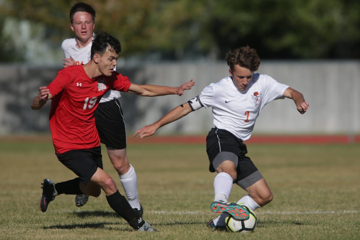 Idaho Falls, Hillcrest boys soccer all tied up again