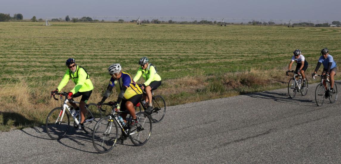 Geezers on Bikes: Idaho Falls group keeps retirees active