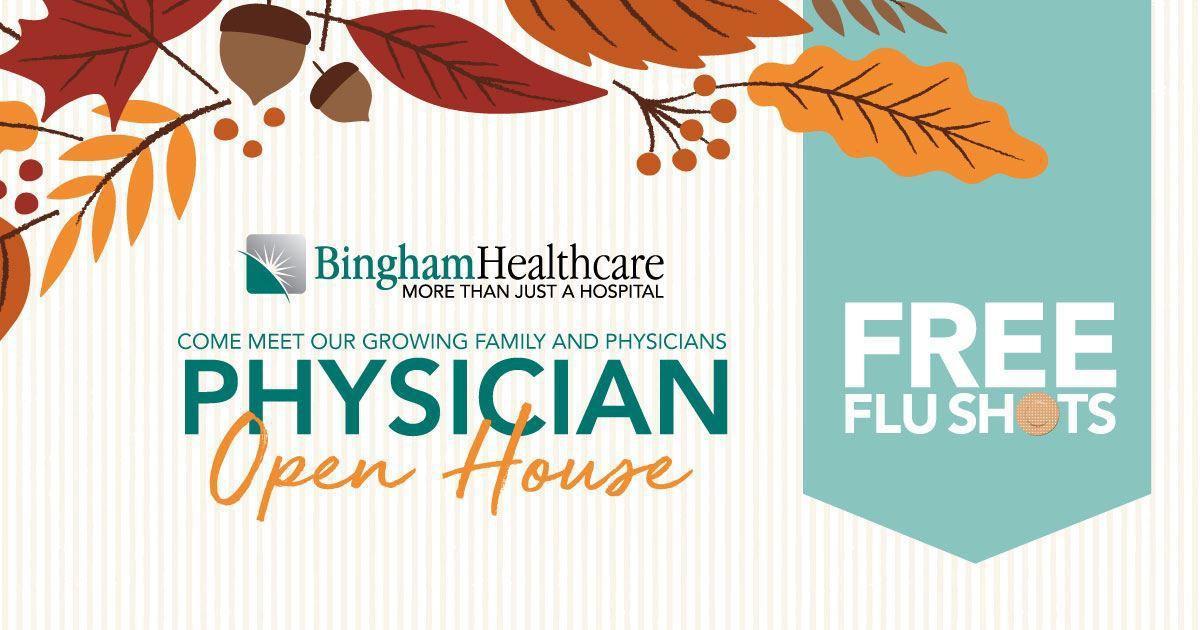 Physician open house set Thursday
