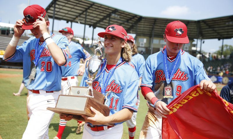 Bandits celebrate World Series championship