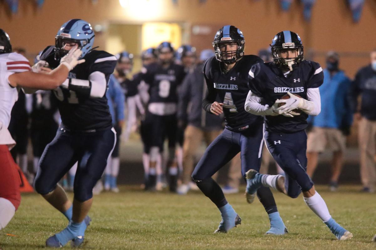 FOOTBALL RECAP: Conference titles won, streaks ended for area teams