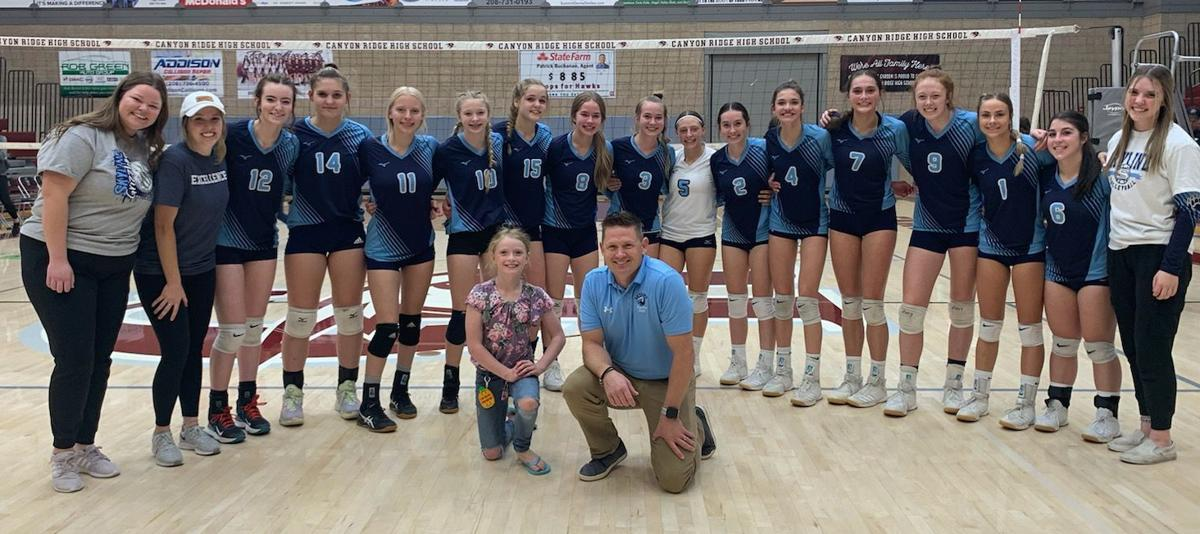 HIGH SCHOOL VOLLEYBALL: Skyline earns first state berth since 2006