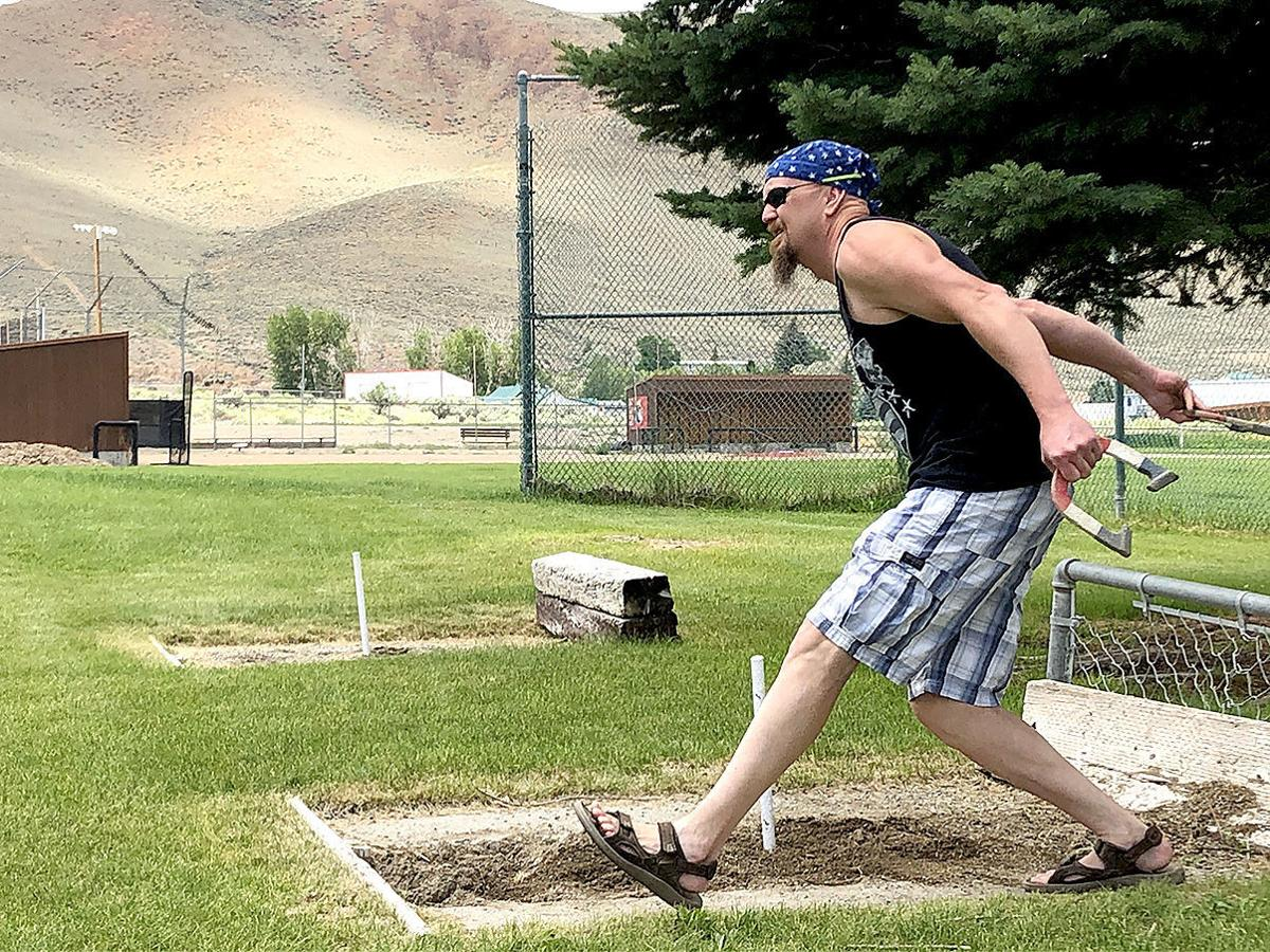 Challis horseshoe tourney goes on despite COVID-19