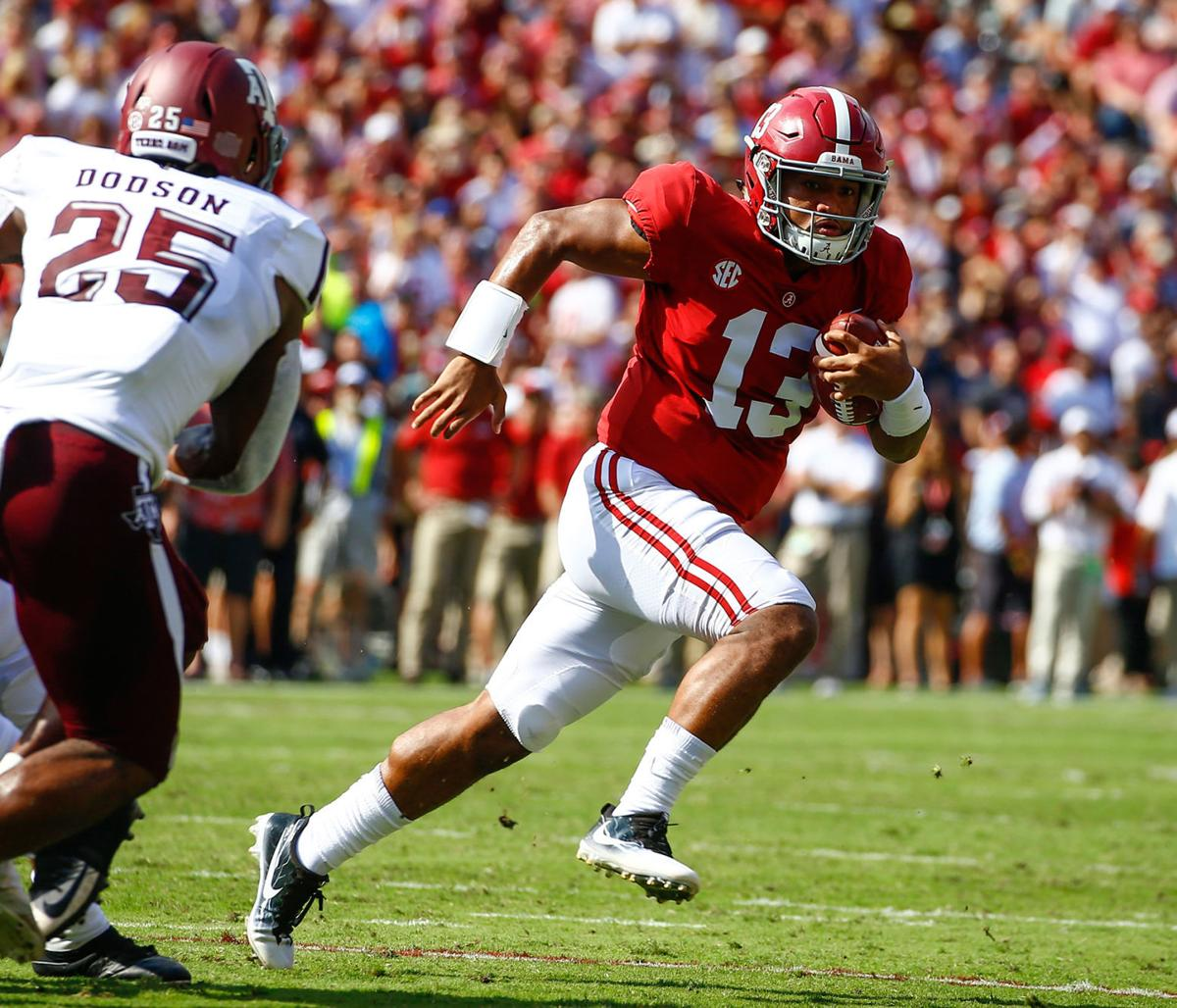 Midterms! Who's hot so far in college football, CFP forecast