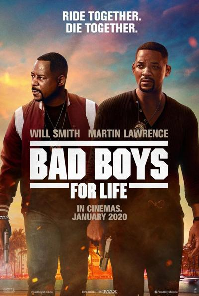 MOVIE REVIEW -  Bad Boys for Life