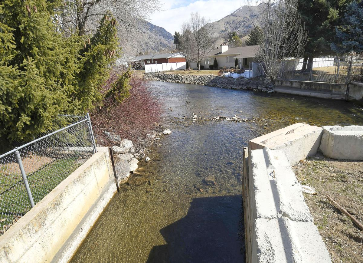 irrigation canal MAIN