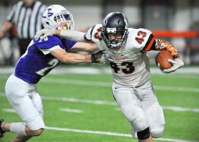 Idaho Falls vs Century football