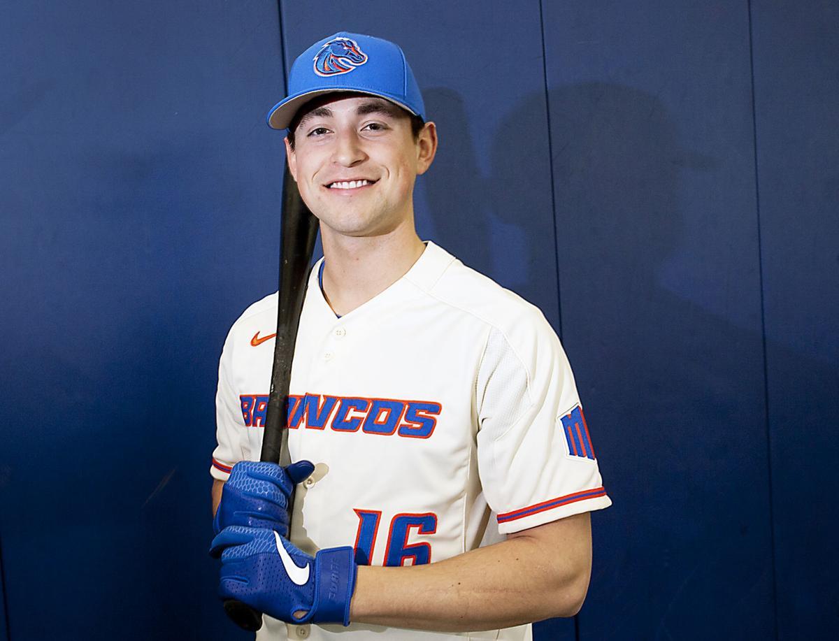 Christian Padilla hopes to be hometown hero for Boise State baseball