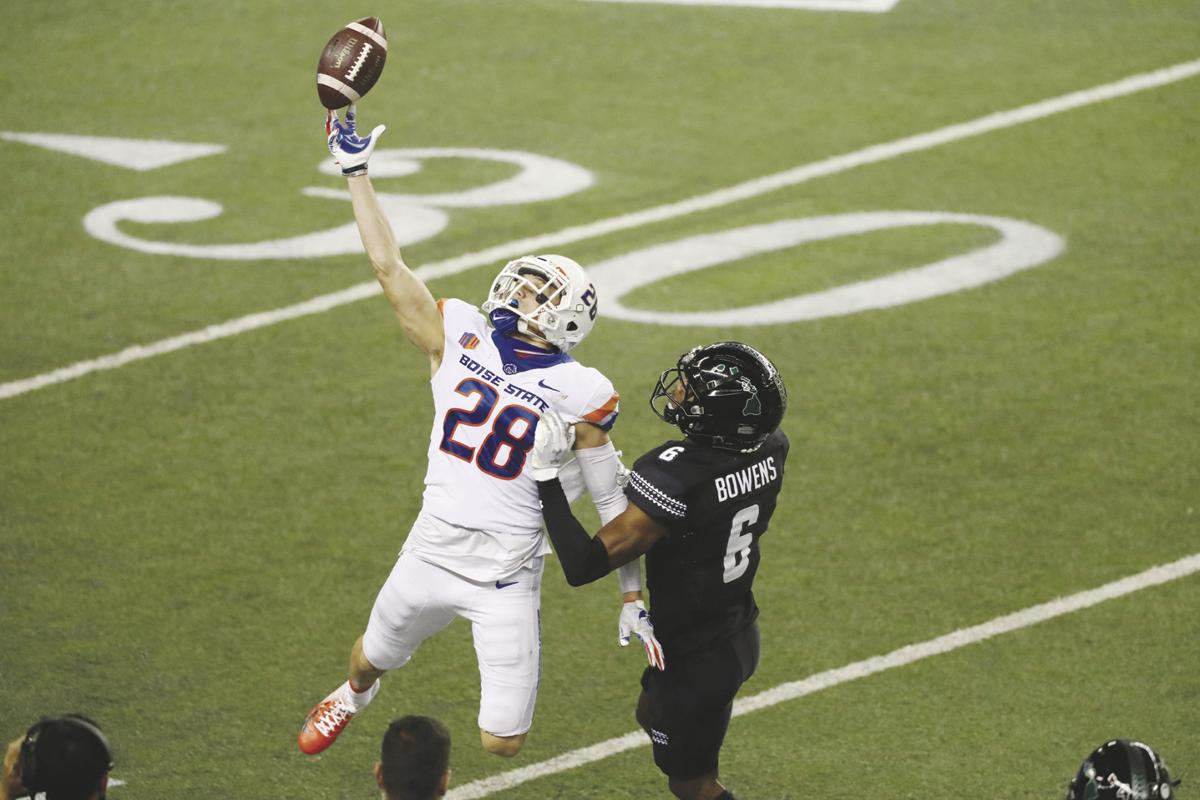Boise State defense looking to create more turnovers
