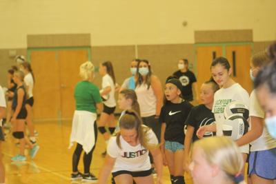 BHS offers junior volleyball camp
