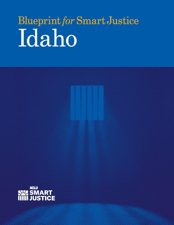 Blueprint for Smart Justice Idaho