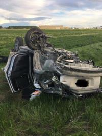 Idaho State Police: Wrong-way driver causes crash on I-15 near