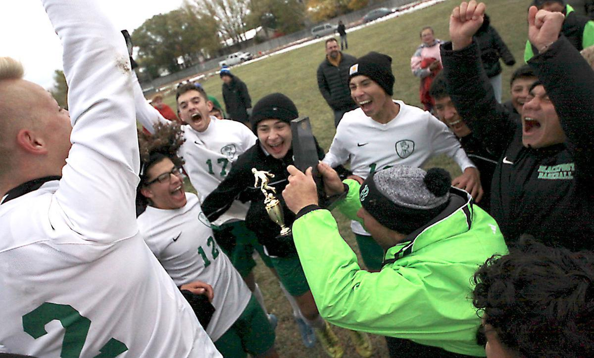BOYS SOCCER: Blackfoot blanks Hillcrest, 1-0, winning the 4A District 6 crown