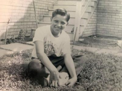 80th birthday: Don Treece