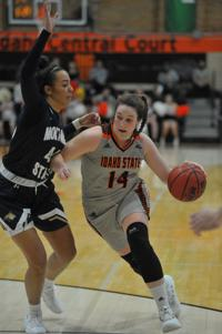 Idaho State's Estefania Ors named preseason Big Sky all-conference