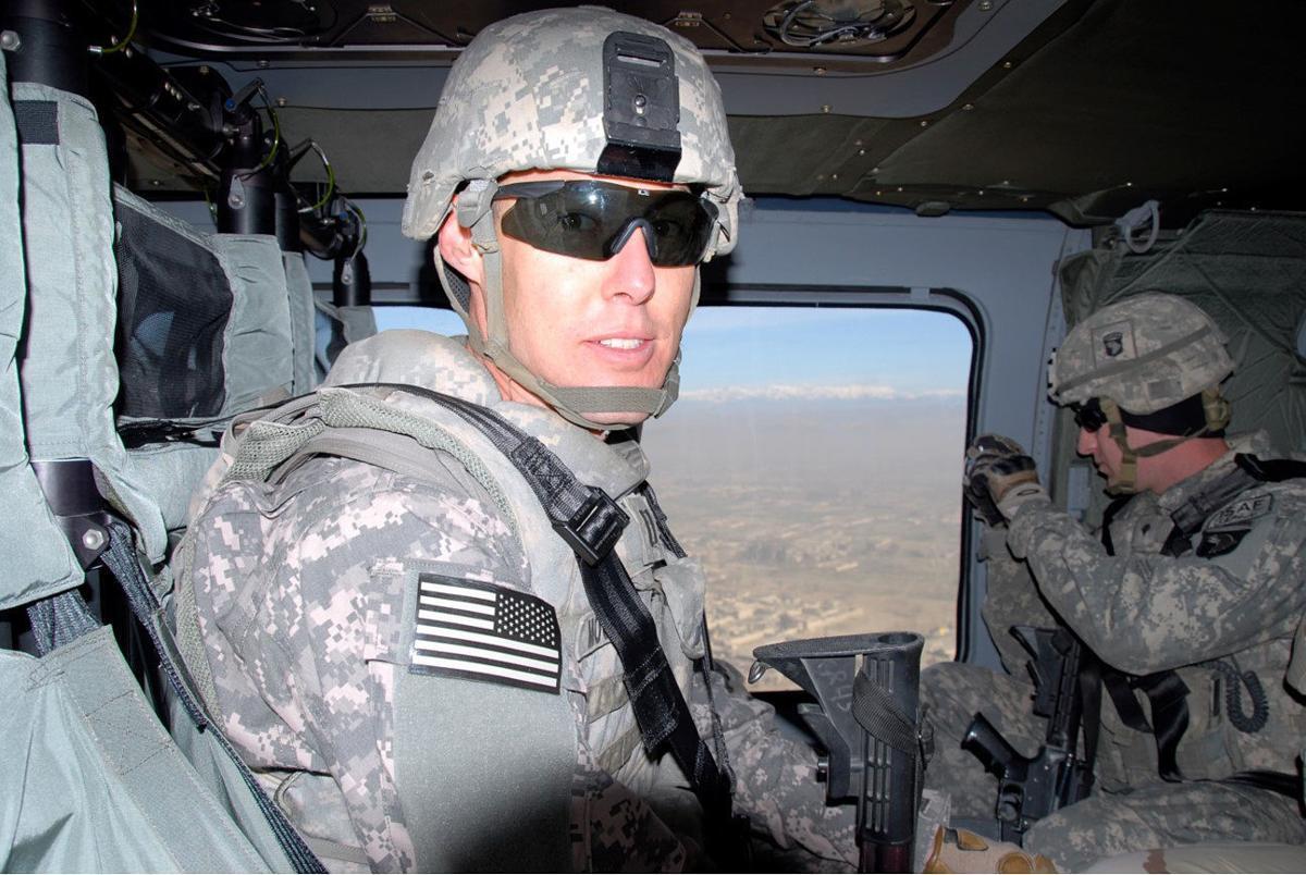 Navy veteran reflects on service