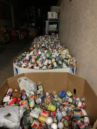 Christmas food box distribution coming up