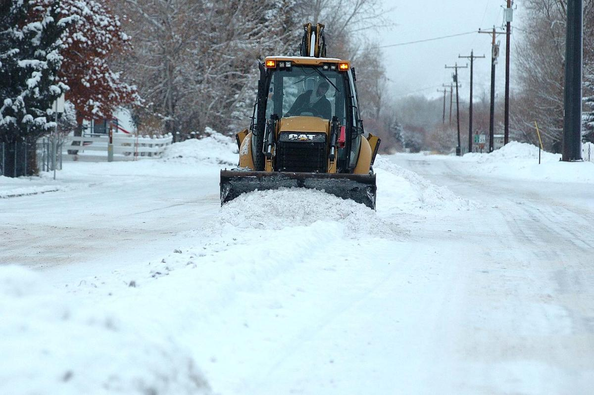 City snow budget on track with work volume