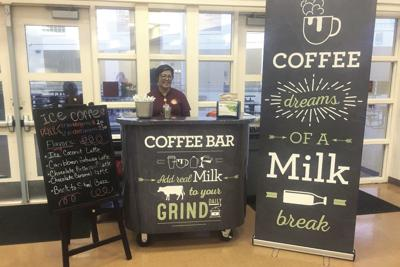 Milk Marketing Coffee in Schools