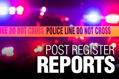 post register police tape