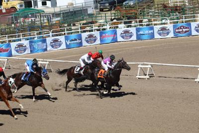 Eastern Idaho State Fair wraps up horse racing in Blackfoot