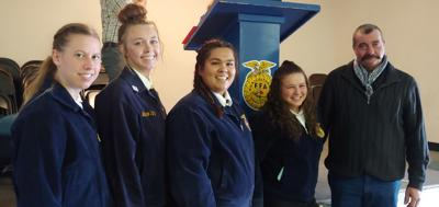 West Jefferson takes 5th in national rangeland competition